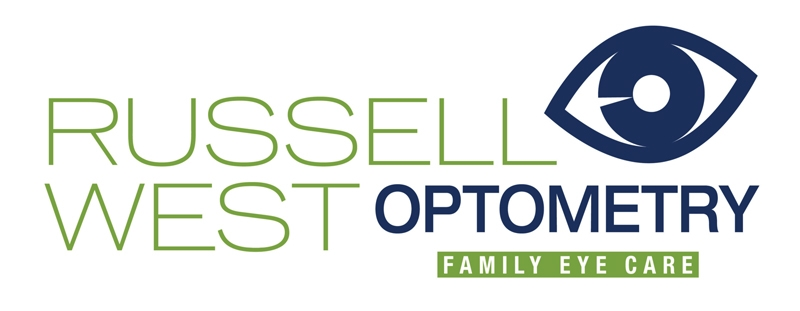 Russell Street West Optometry Logo