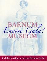 Encore Gala to Benefit The Barnum Museum