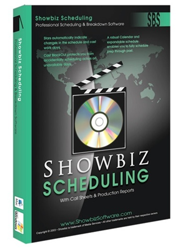 Showbiz Scheduling
