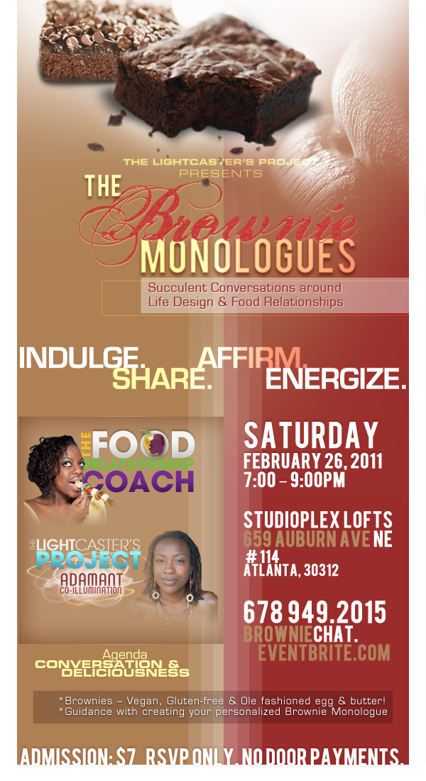 Brownie Monologues Promo