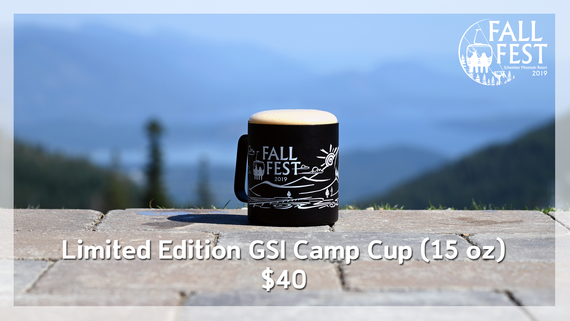 Limited Edition Camp Cup