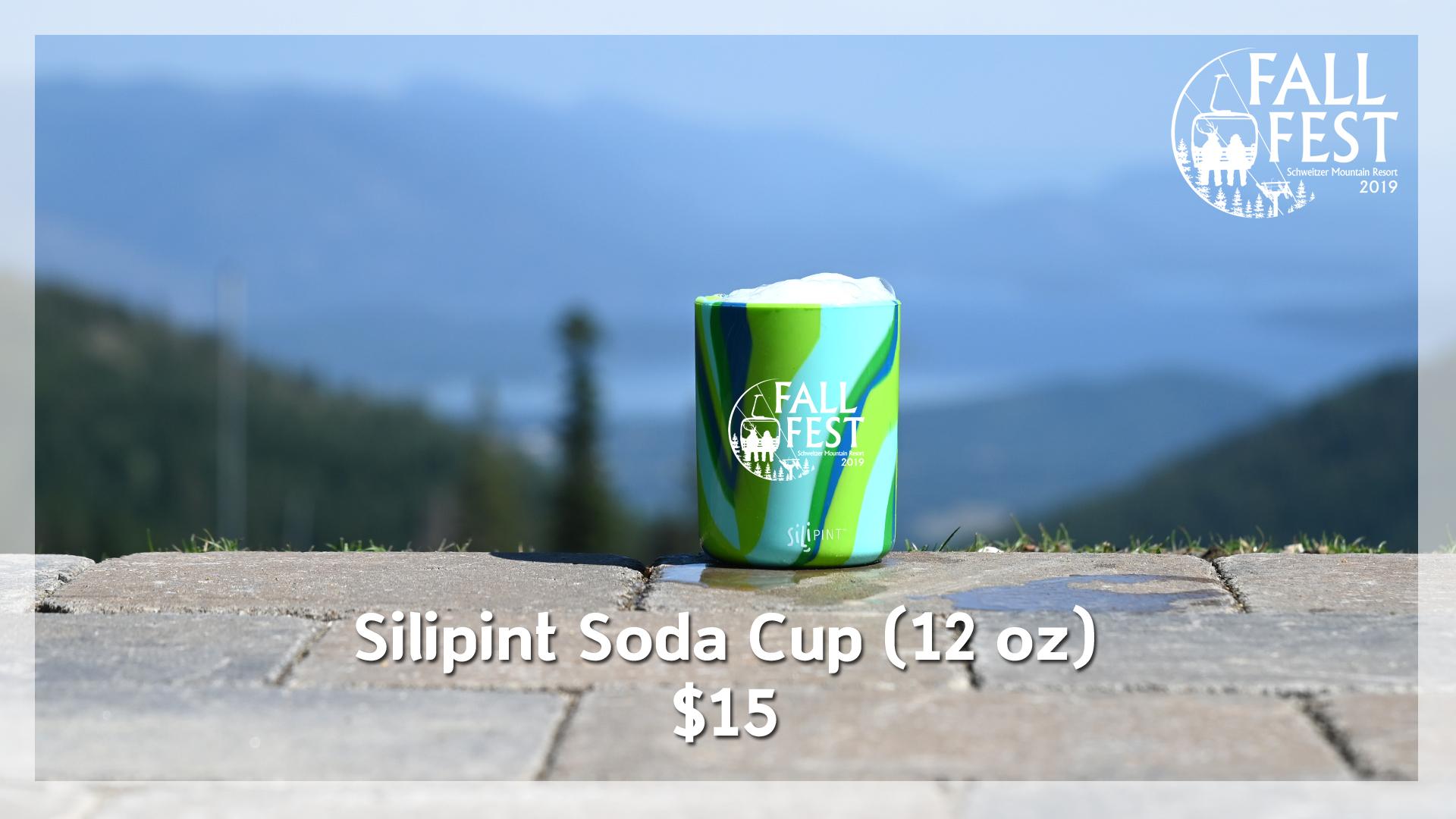 Fall Fest Soda Cup