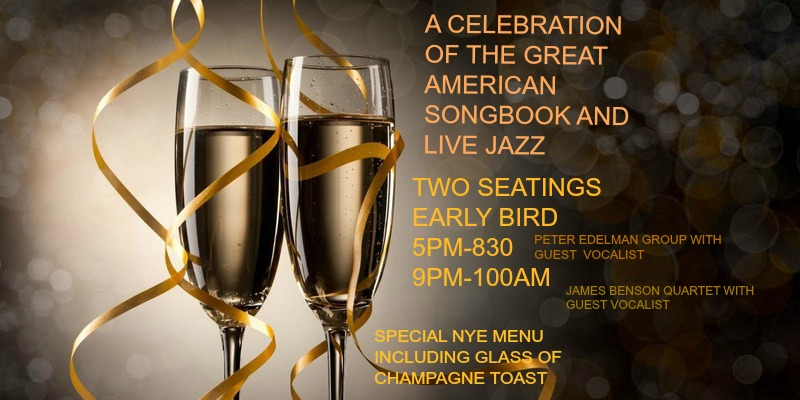 JAZZ AND BLUES NEW YEAR EVE 2017 DC