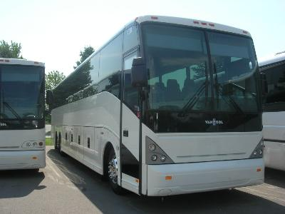 VanHool bus