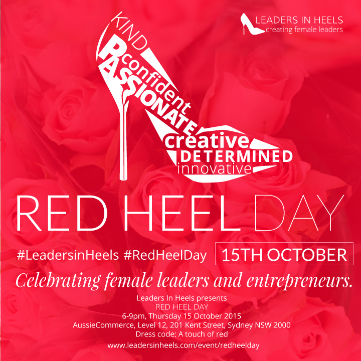 Red Heel Day
