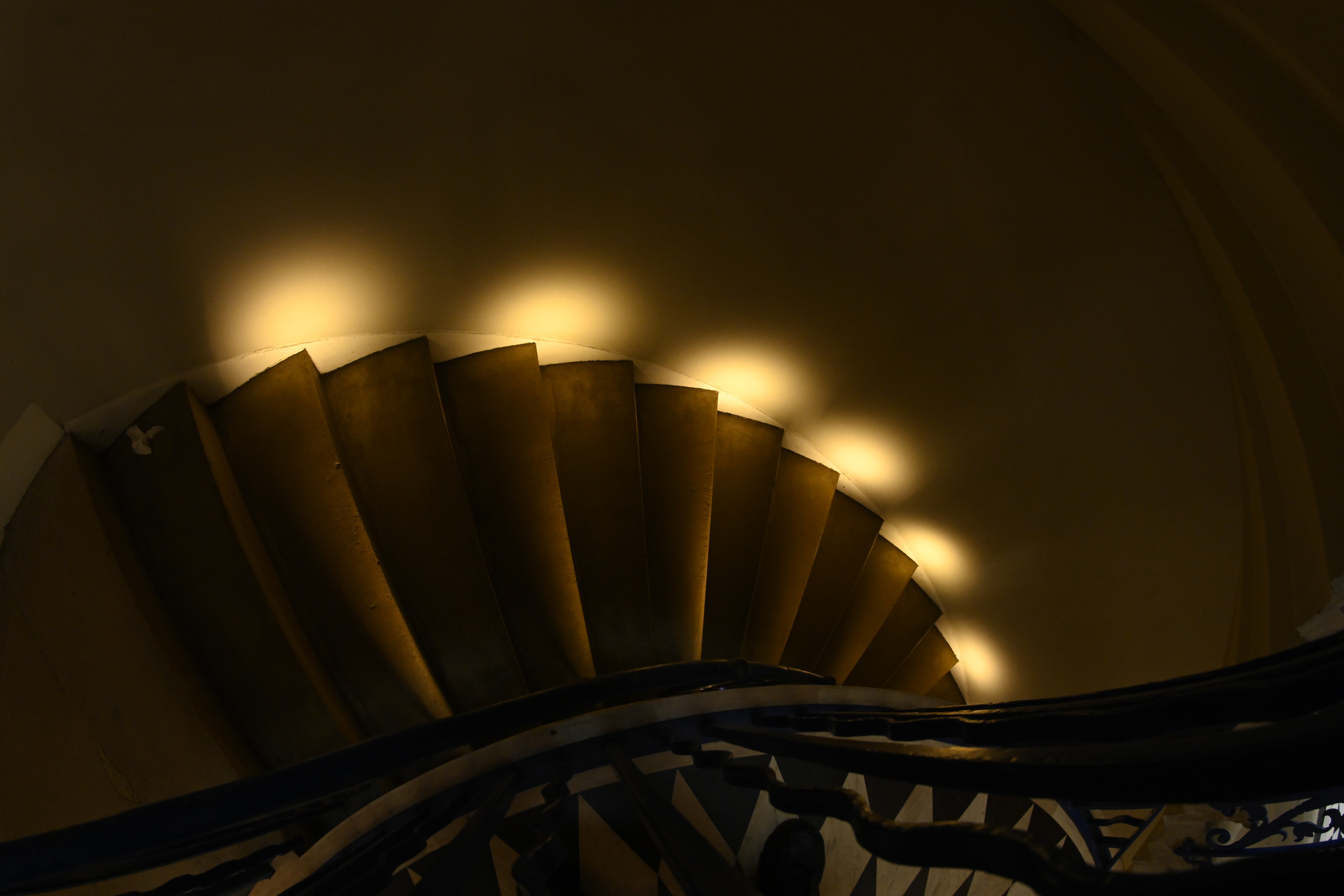 Stairs the Queens House