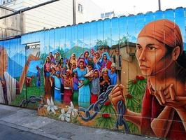Discover the Mural Arts in the Mission