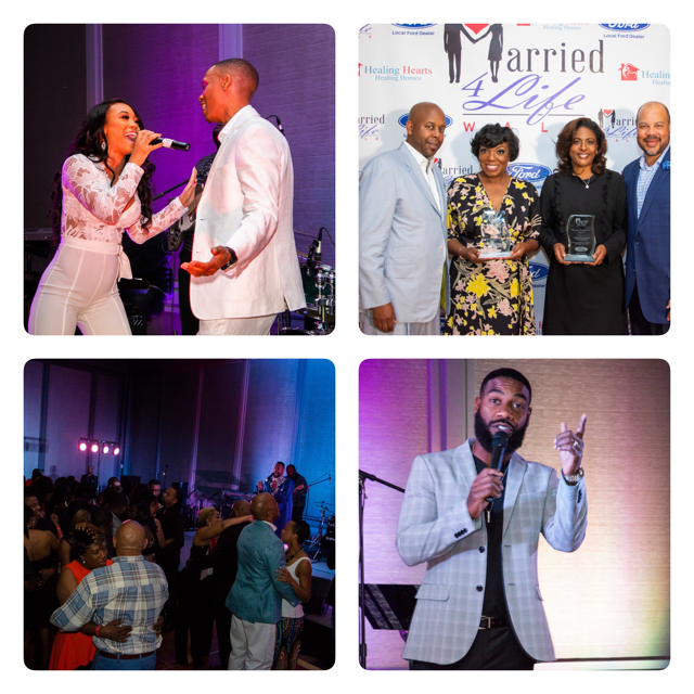 pictures from 2019 Married 4 Life Walk Couples Mixer