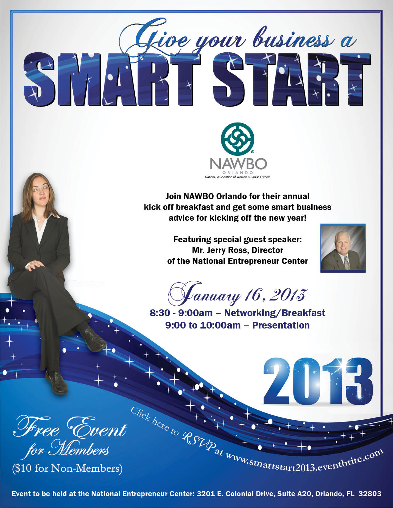 Smart Start with Jerry Ross_2013