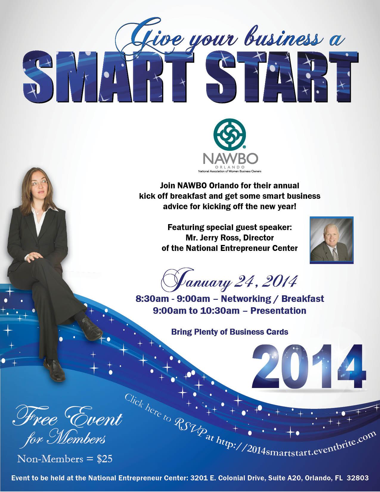 NAWBO Smart Start 2014
