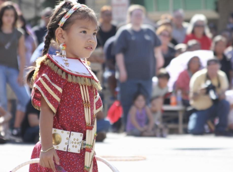 Apache Jii  Photo by LCGross