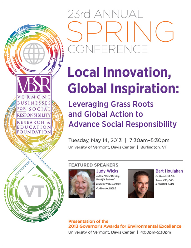 23rd Annual Spring Conference