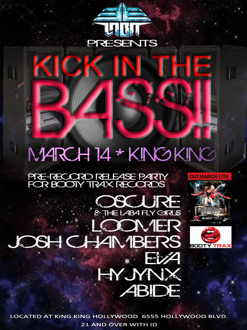 KICK IN THE BASS!!
