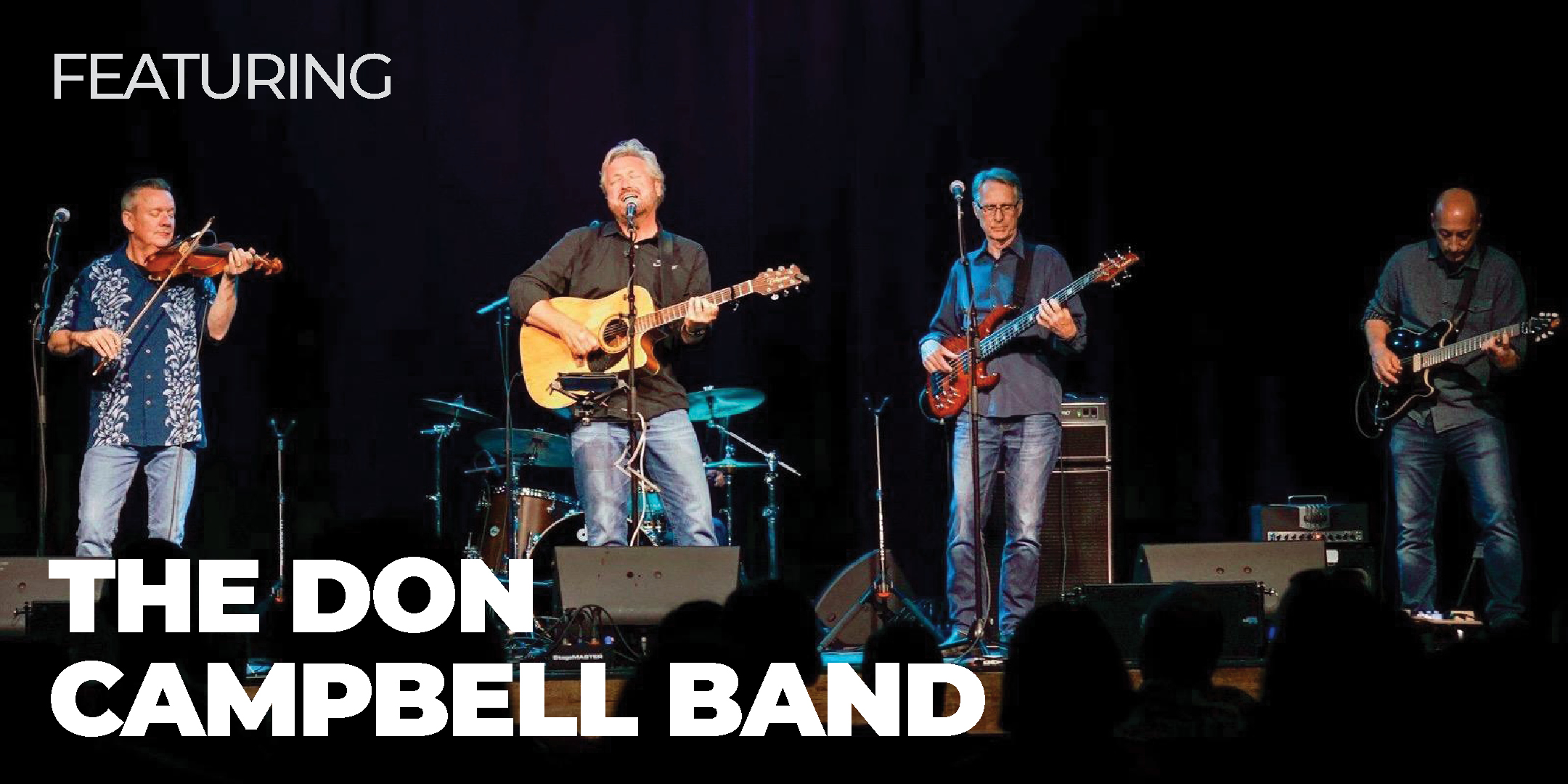Photo of the Don Campbell Band