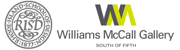 RISD Williams McCall Gallery Logo
