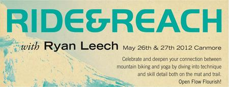 Ride & Reach with Ryan Leech - Canmore