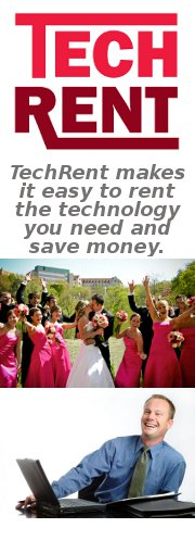 Tech Rent Logo