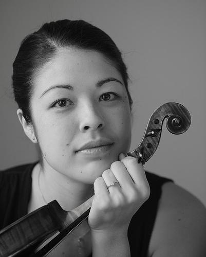 Erica Ward, Violin