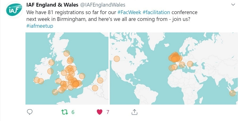 FacWeek 2019 Annual Conference - attendees