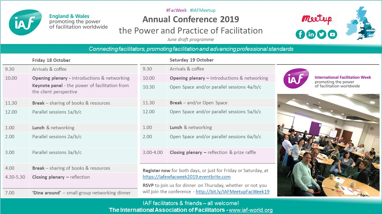FacWeek 2019 Annual Conference