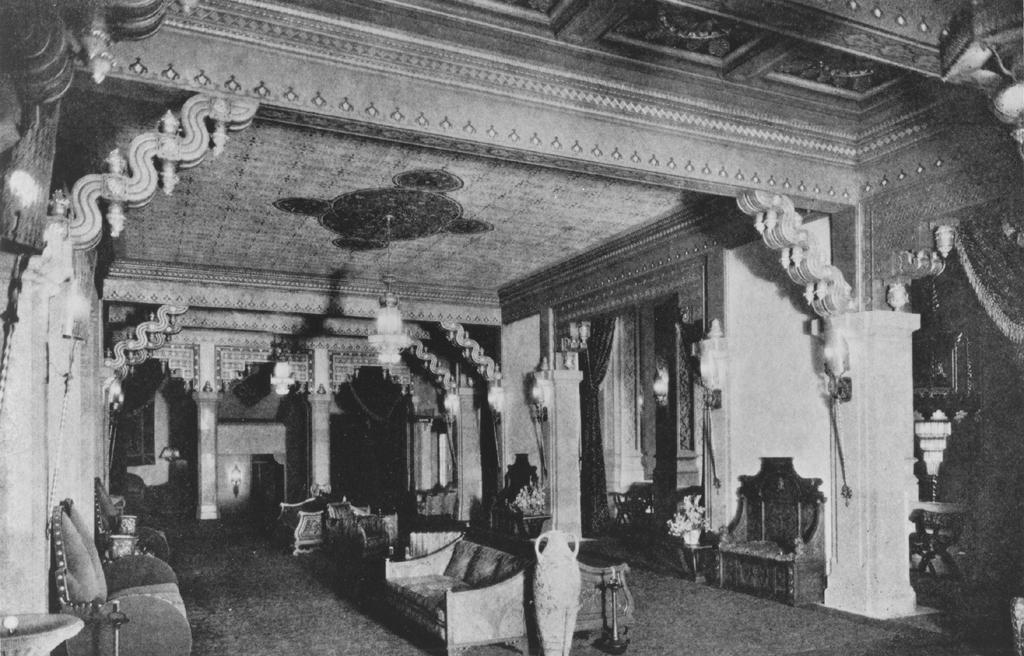 Historical photo Mezzanine
