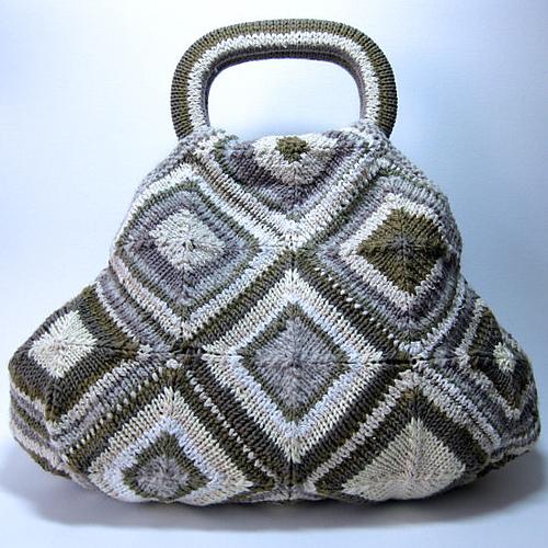 Modular Knitting Bag