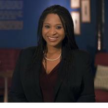 Courtney Jones - Speaker for GS Power Series