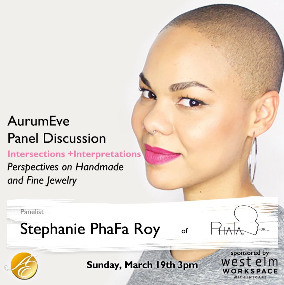 Panelist PhaFa Roy