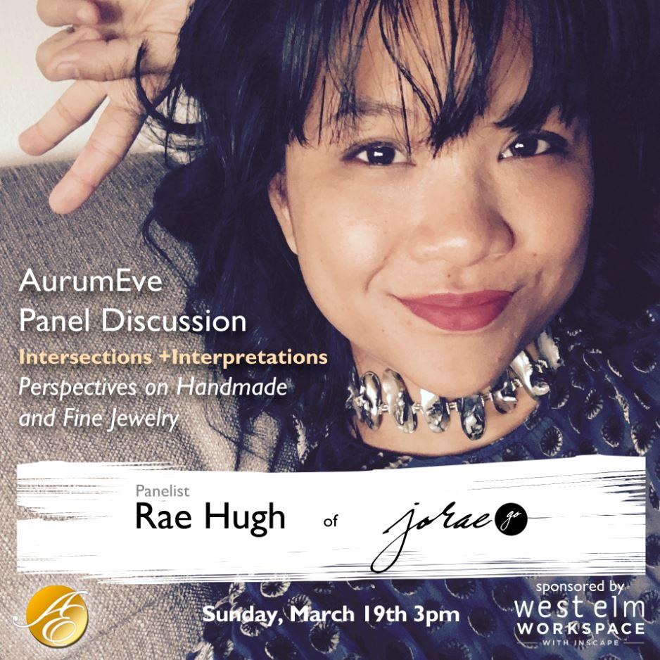 Jewelry Designer Rae Hugh