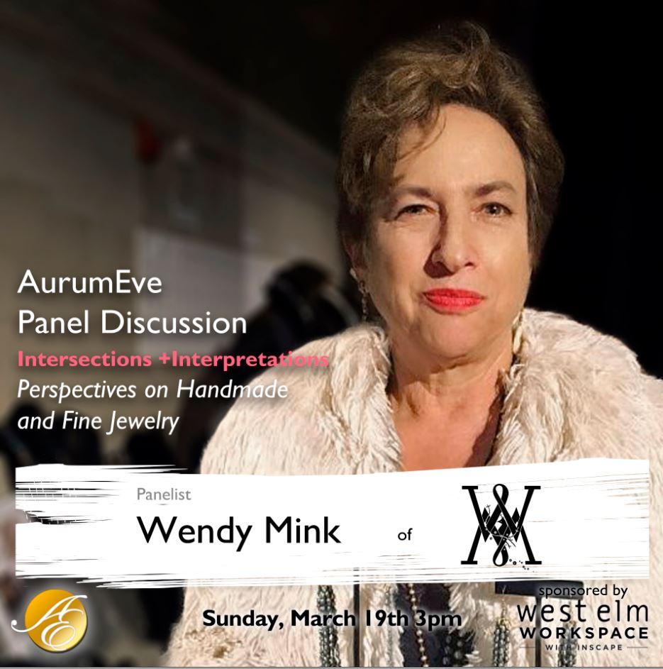 Jewelry Designer Wendy Mink