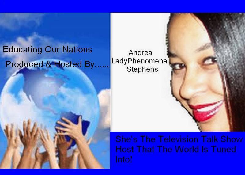 LadyPhenomena/Andrea LadyPhenomena Stephens