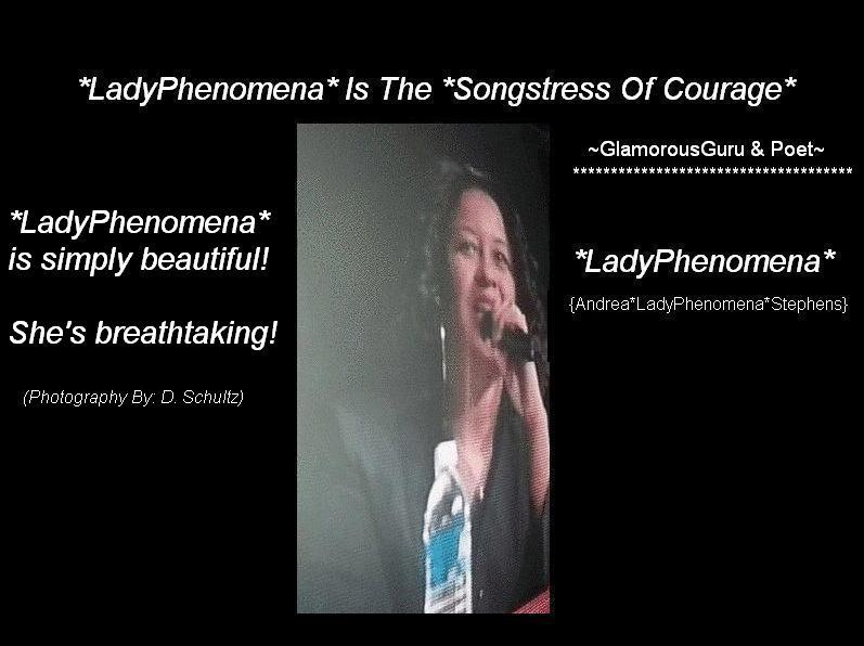*LadyPhenomena* Images Of LadyPhenomena