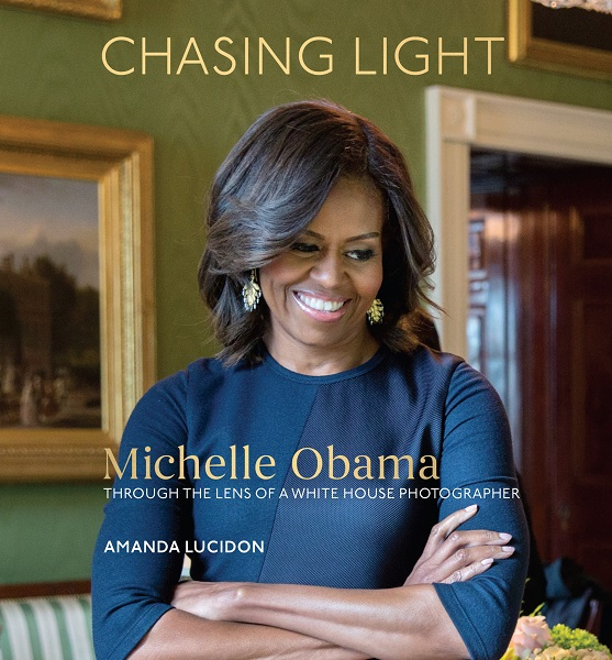 Chasing Light book cover