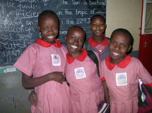 AAH uganda girls