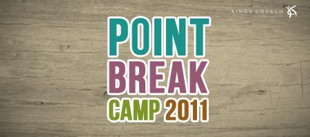 Point Break Camp 2011