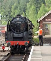 Digital Photography Courses on the North Yorkshire Moors Railway...