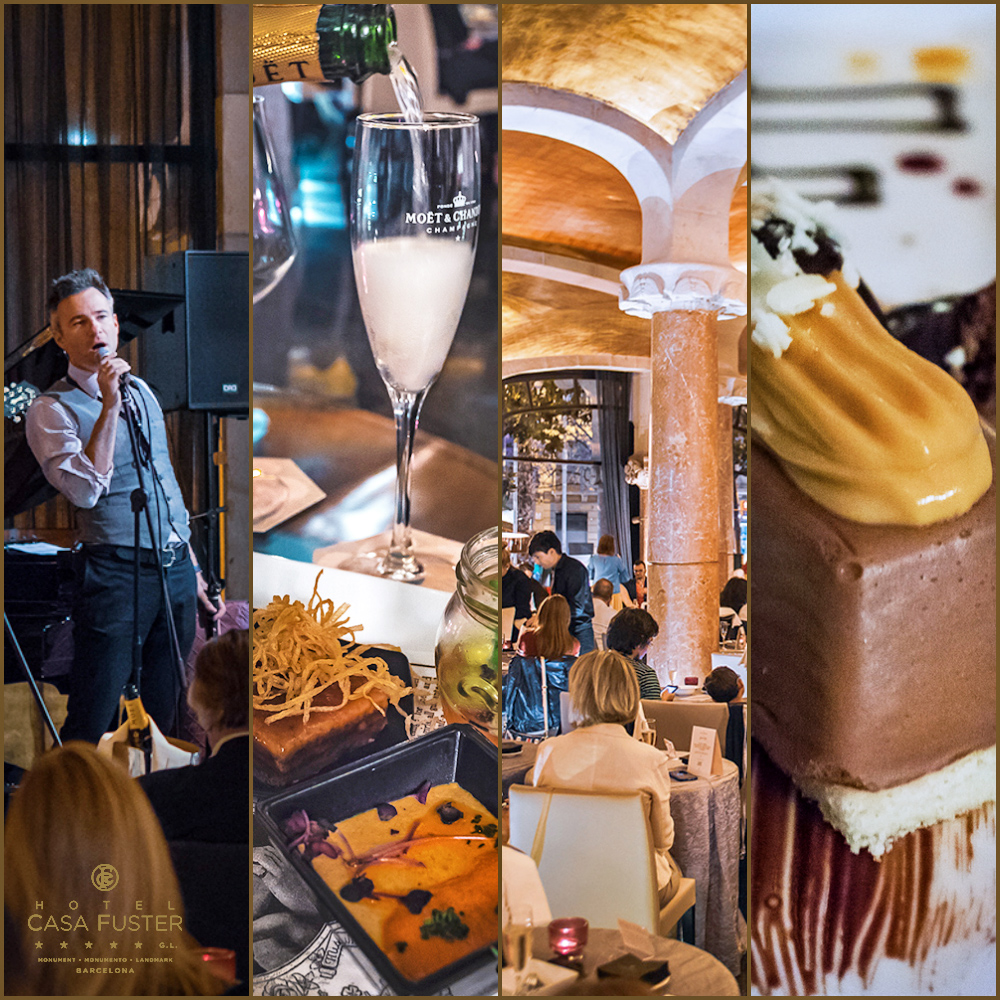 Café Vienés Jazz Club - Hotel Casa Fuster