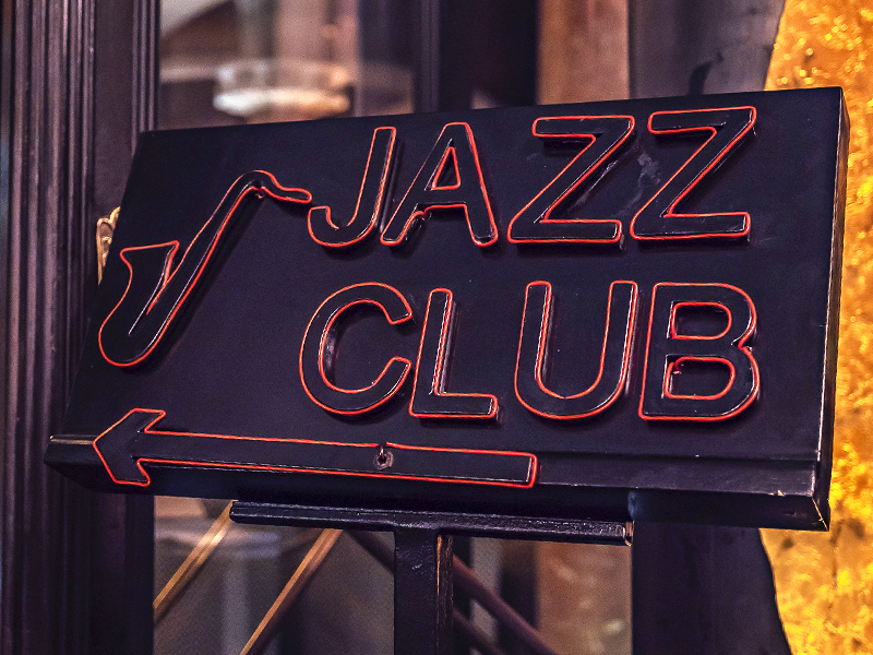 jazz club cafe vienés