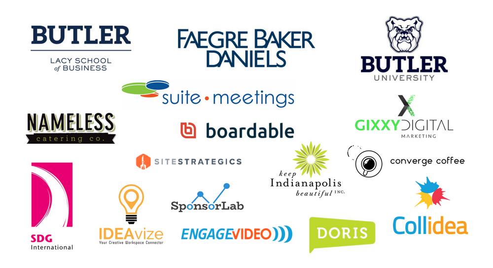 2018 Centric sponsors