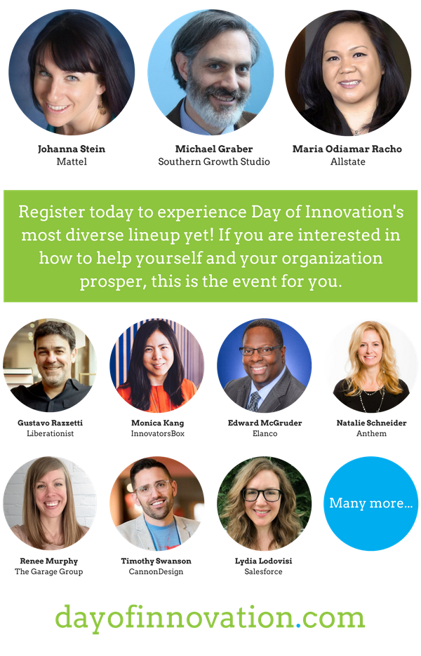 Day of Innovation speakers
