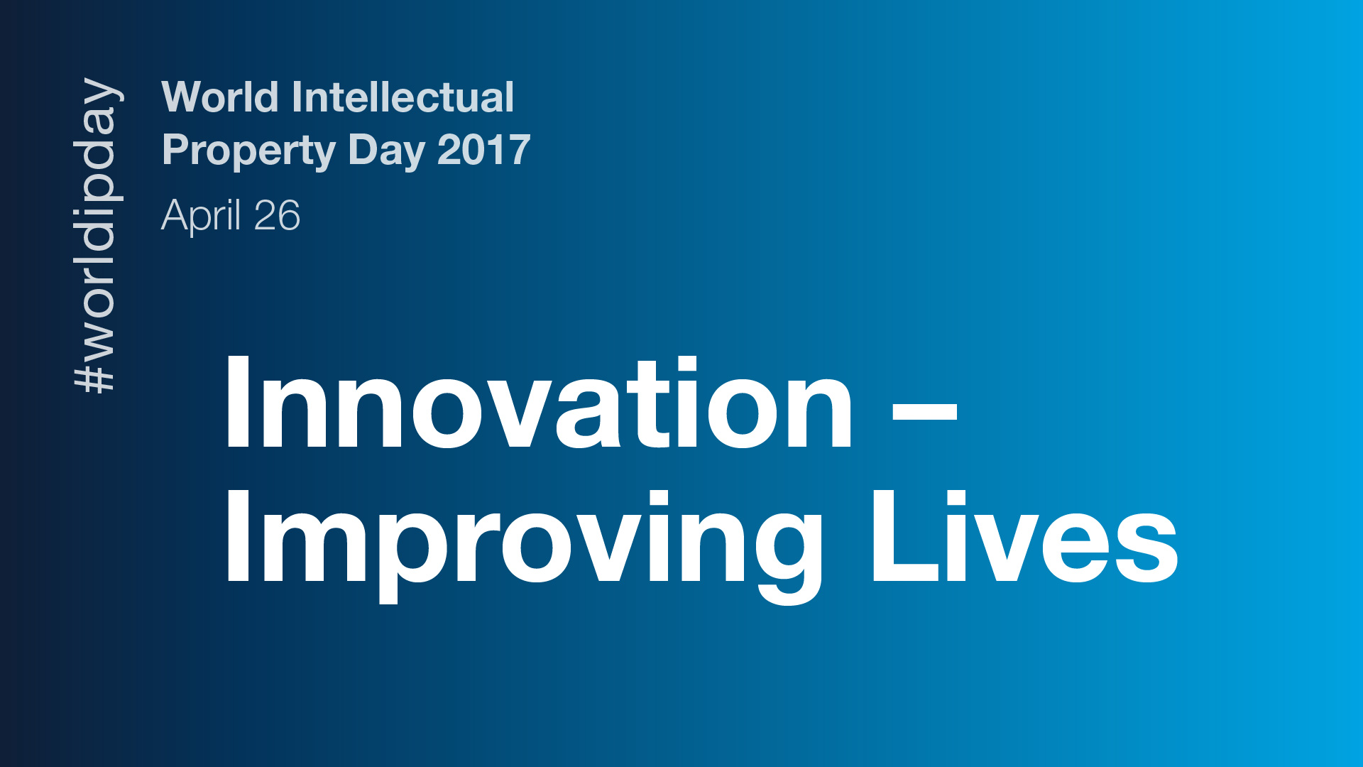 World IP Day 2017