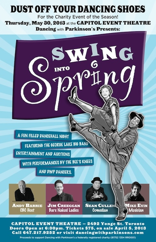 Swing into Spring 2013