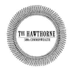 The Hawthorne logo