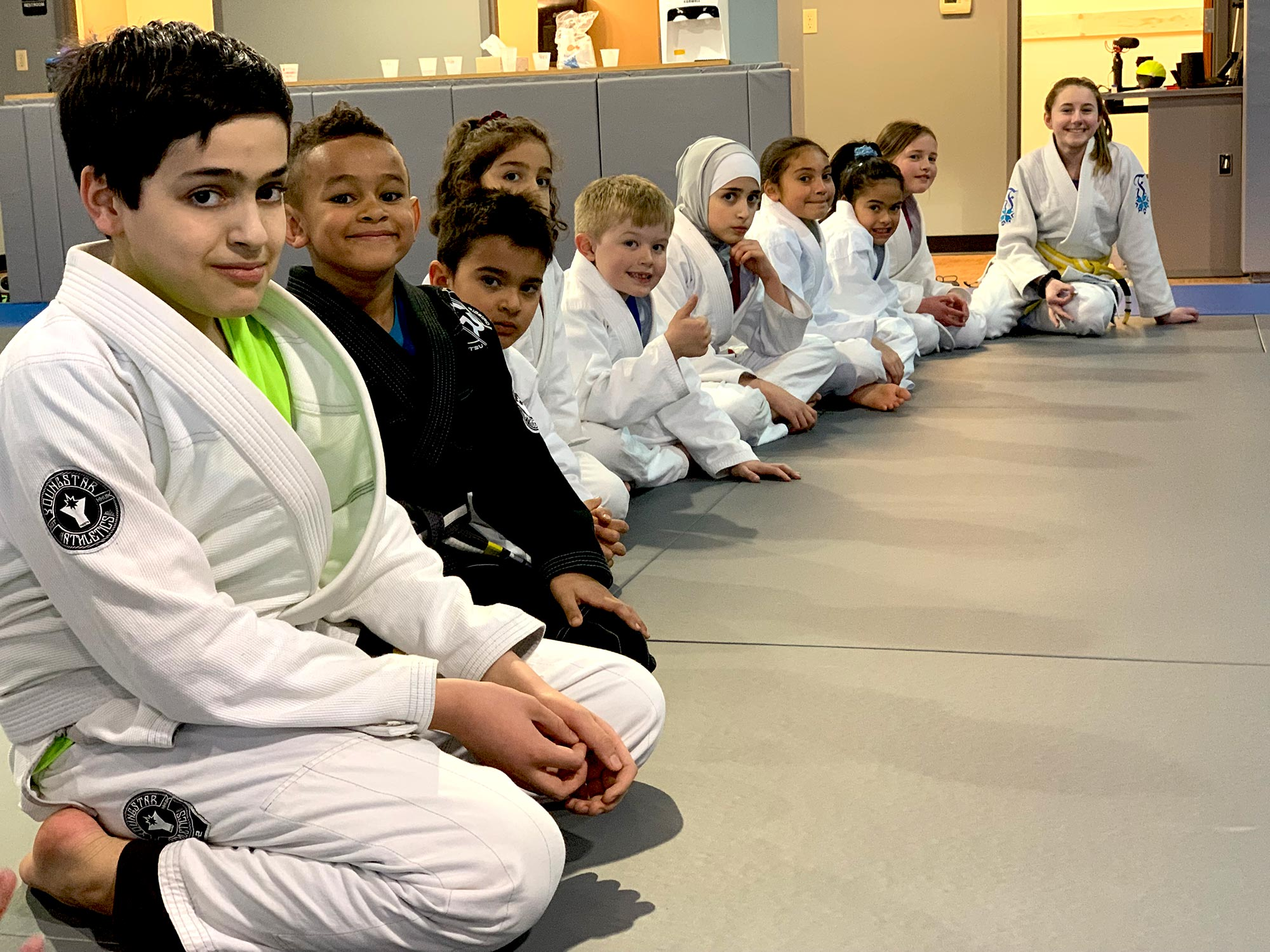 Free Kids Self Defense Class Sat 6/13 @ 9AM 1