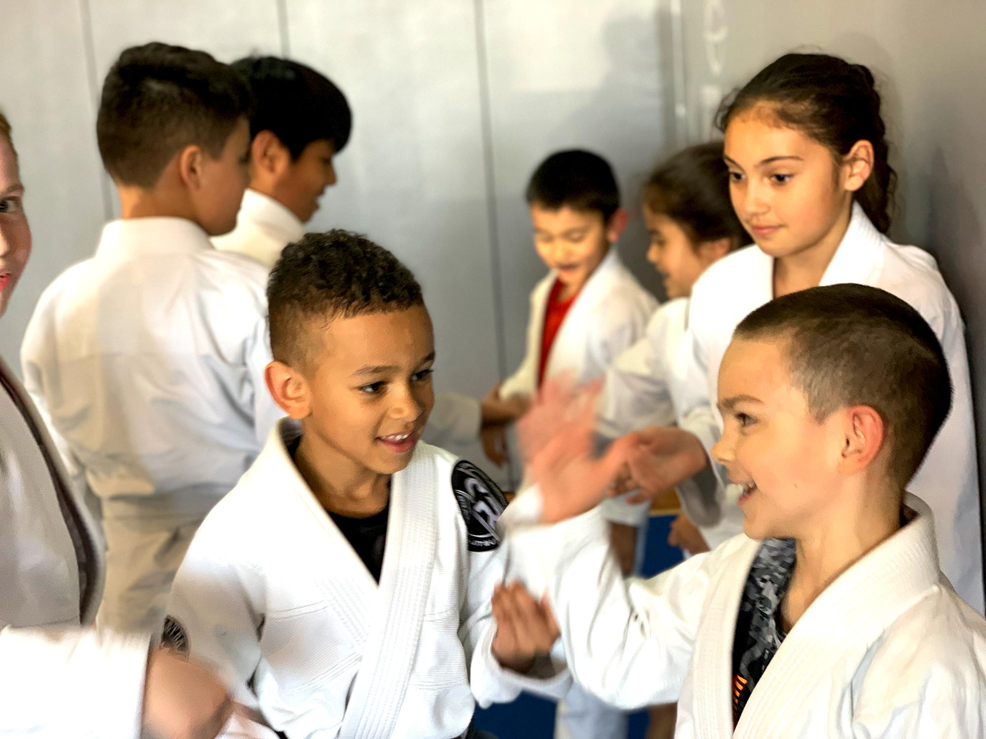 Free Kids Self Defense Class Sat 6/13 @ 9AM 3