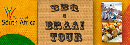Wines of South Africa BBQ Braai Tour