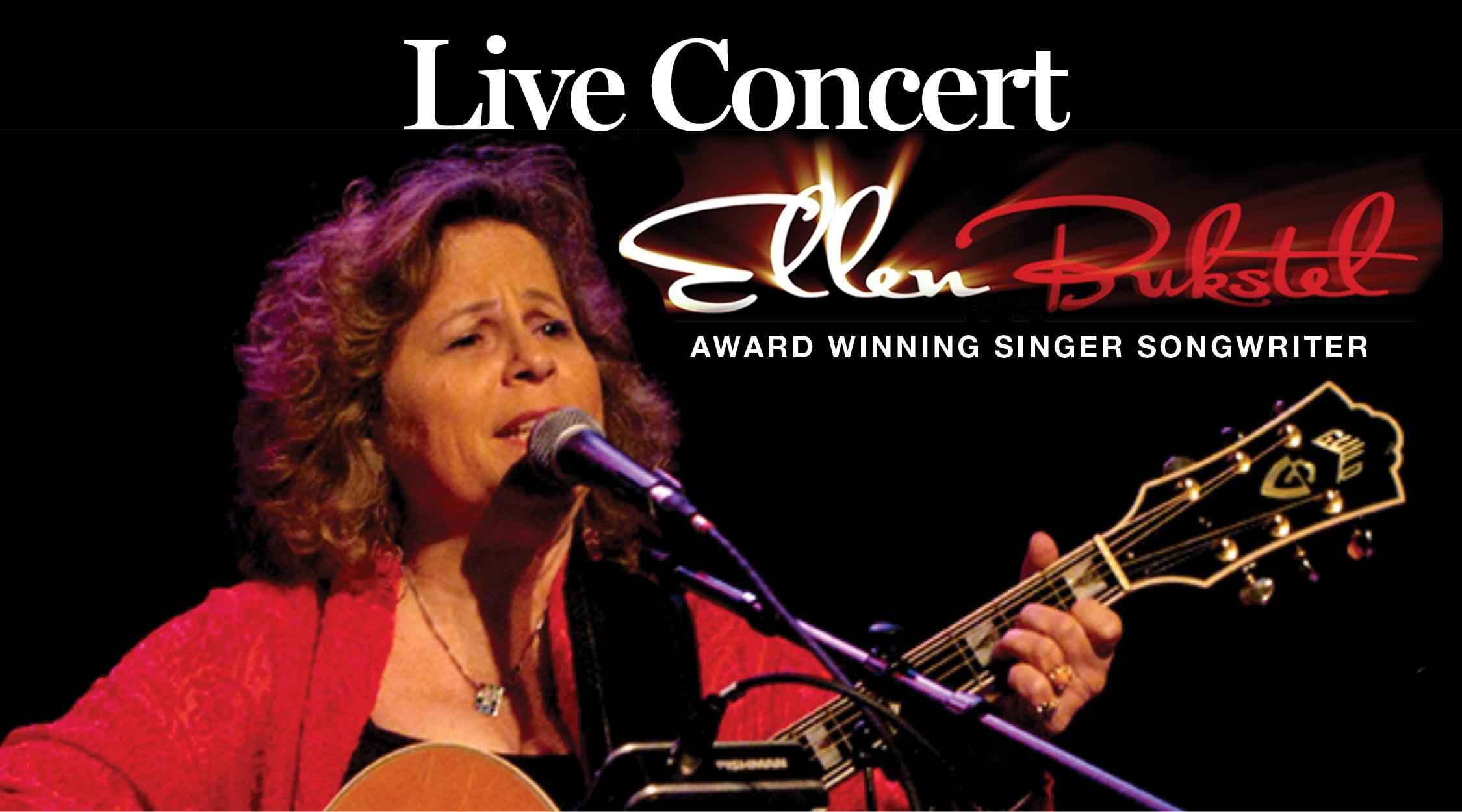 Live Concert Ellen Bukstel