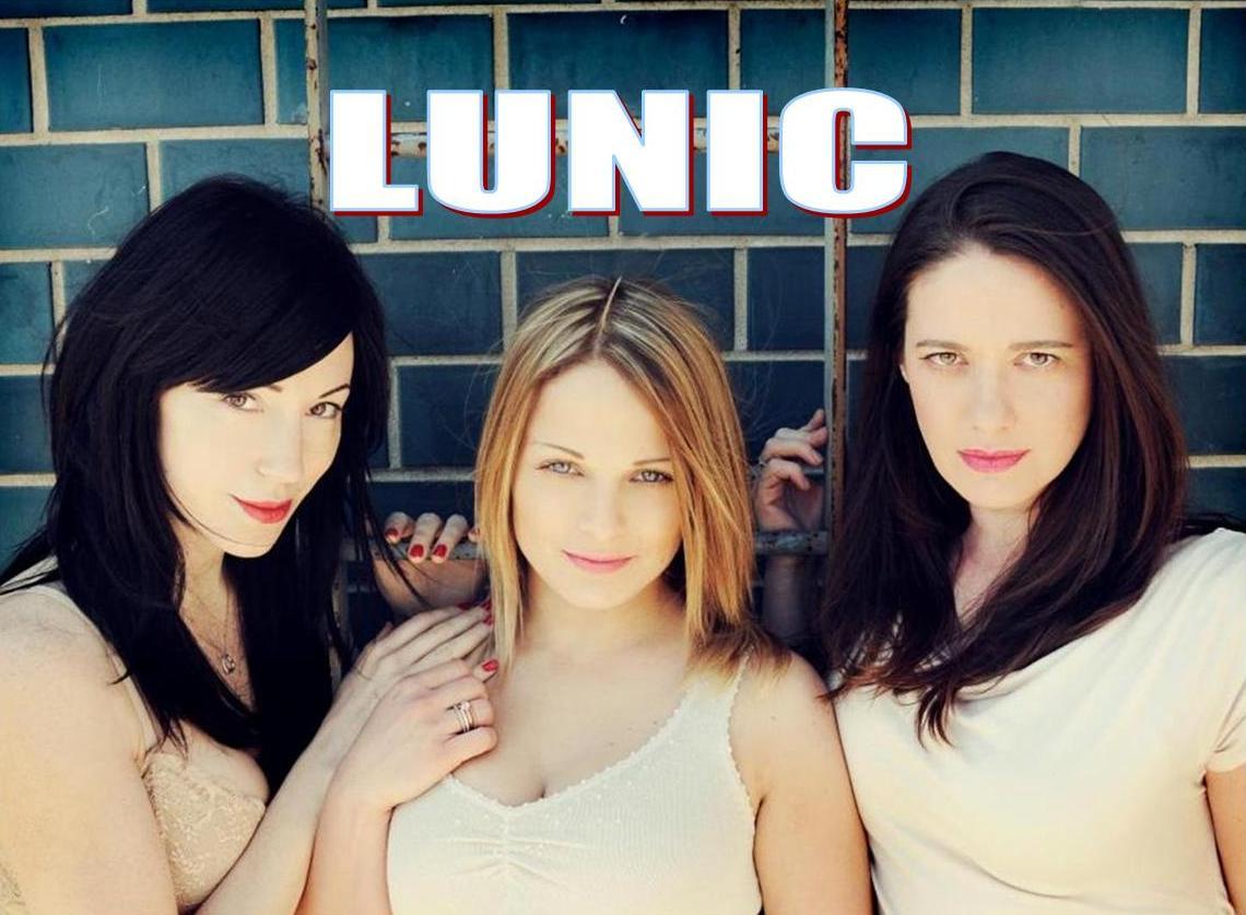 Lunic NY.NY dark female pop trio