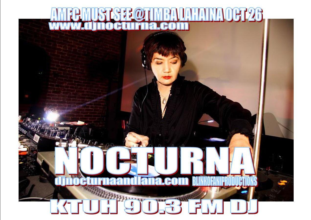 KTUH 90.3 DJ Nocturna