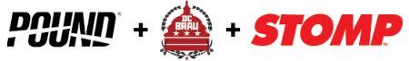 POUND + Pour + Stomp at DC BRAU!